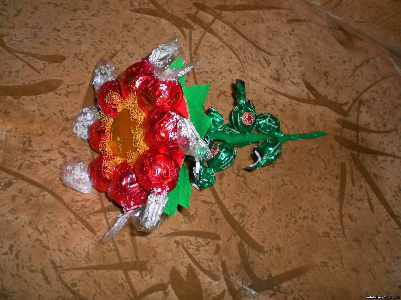 Поделки из конфет своими руками - m 40