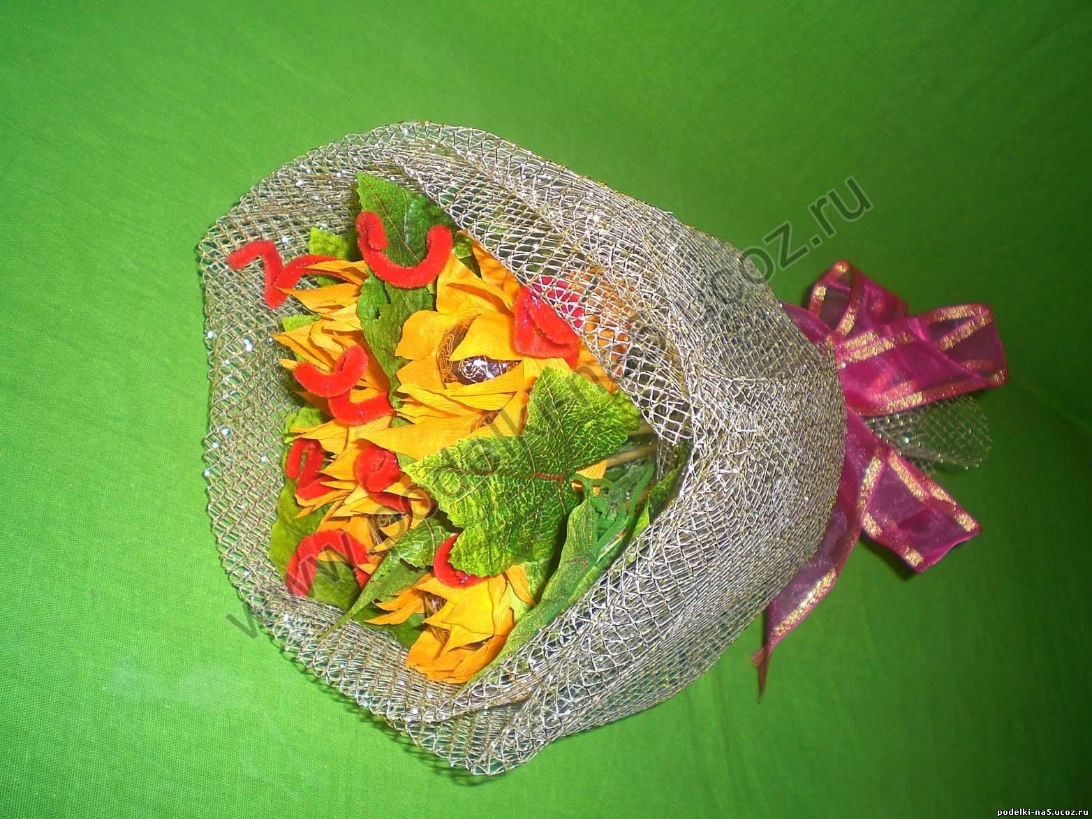 Как упаковать цветы со вкусом - правила и варианты оформления 48
