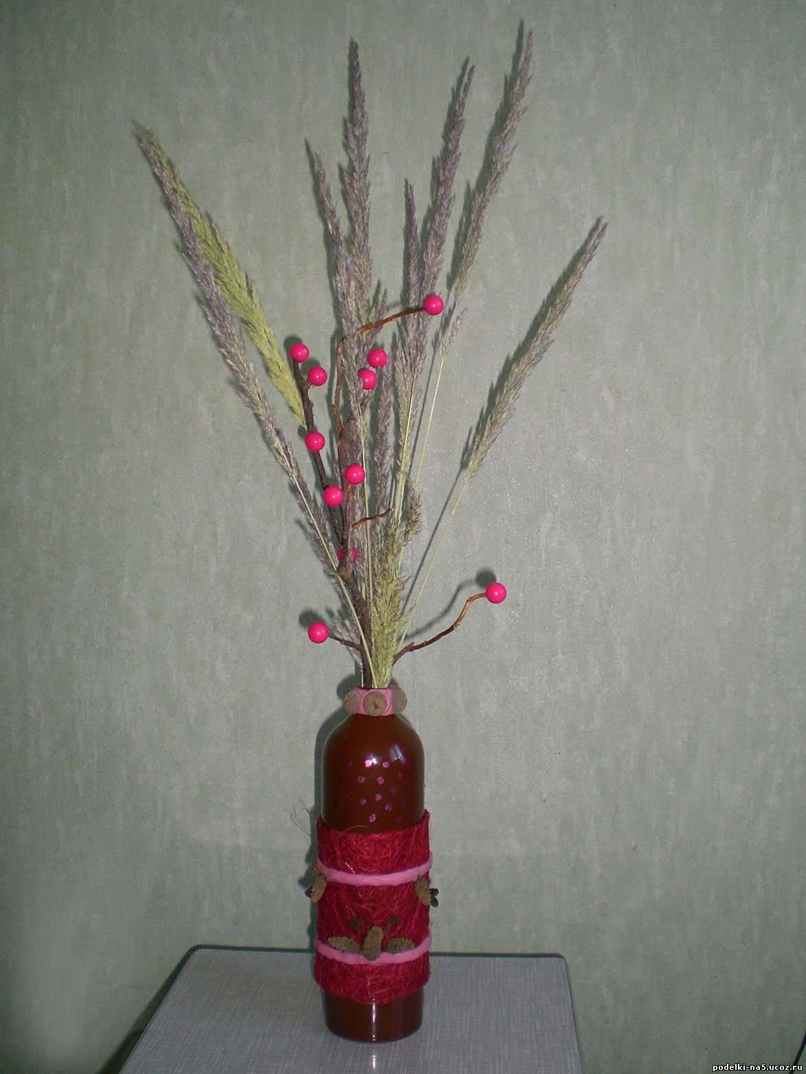 Экибаны в напольную вазу