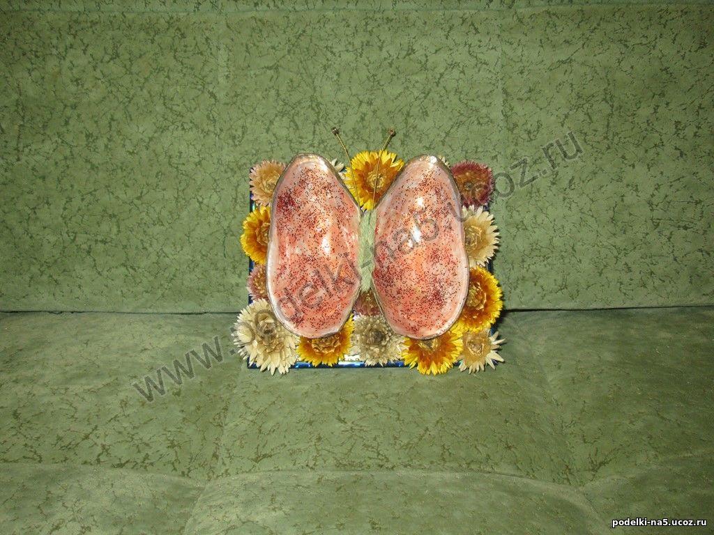 Оригинальные поделки из природных материалов с фото